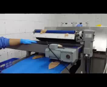 slicing machine and strip cutting thumbnail image