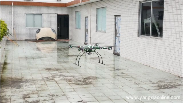 YD4-1000P Waterproof Drones Body Quadcopter Frame thumbnail image