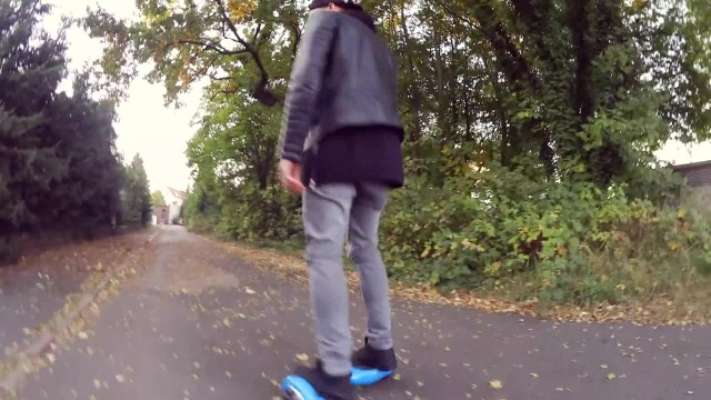 Chic scooter hover Board show electric scooter thumbnail image
