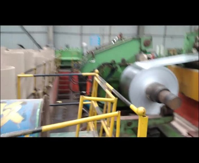 ICE KING STEEL COIL OF PRODUCING AND STOCK  thumbnail image
