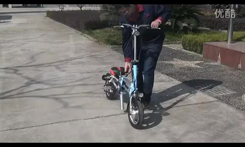 Quick Folding Bike RK-B1307 thumbnail image