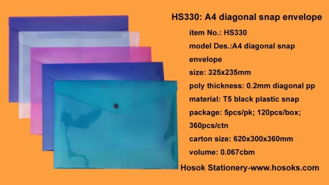 Hosok Stationery Videos No. 4 thumbnail image