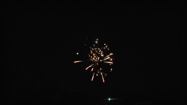 20 shots cake fireworks