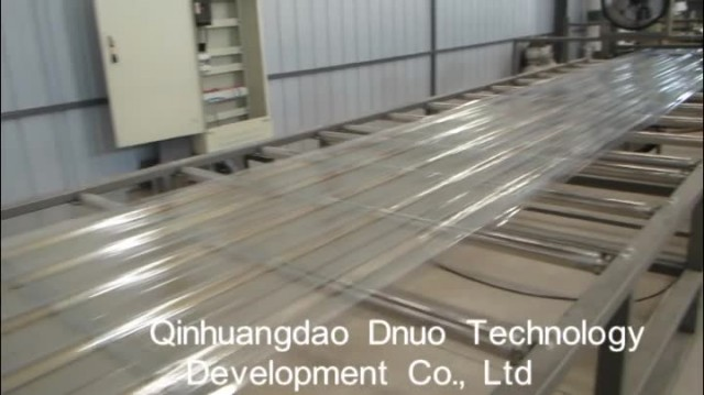 DINUO FRP sheet production line  thumbnail image