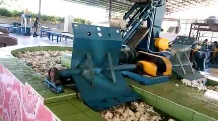 BREAKING CRUSHING CRUSHING CLEANING MACHINE thumbnail image