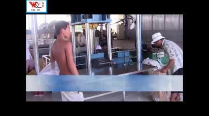 HYDRAULIC RUBBER PACKING MACHINE thumbnail image