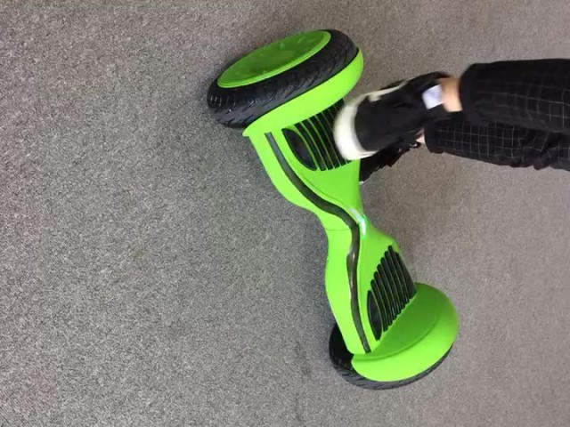Chic electric scooter hoverboard self balance car thumbnail image