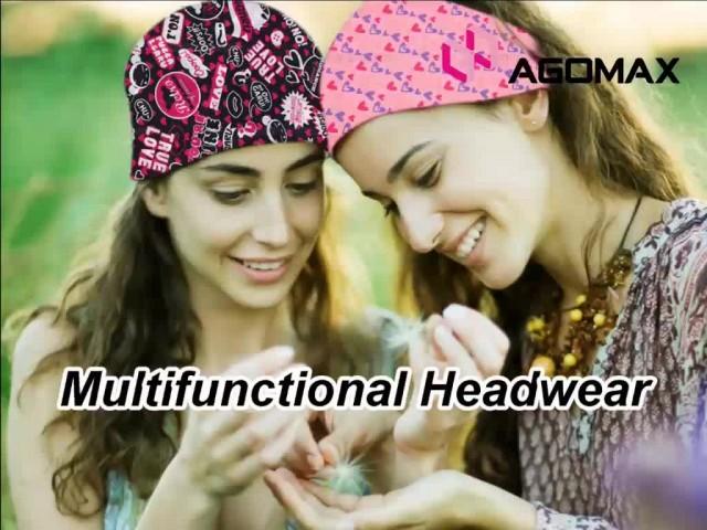 Multifunctional Headwear thumbnail image