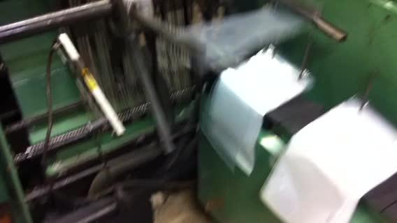 PE Bag Making and Wicketing Machine