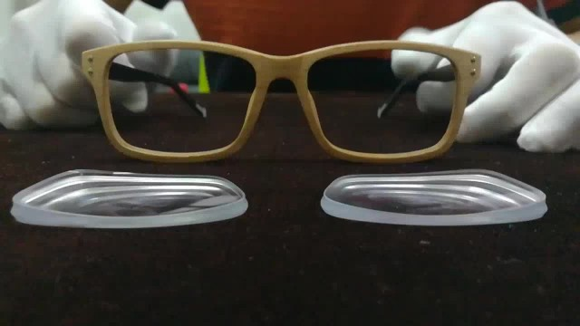 wood optical frames