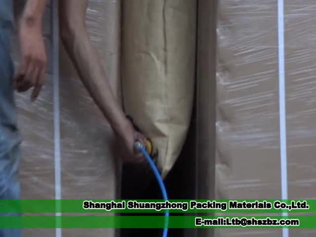 Inflatable Filler dunnage air bag manufacturer