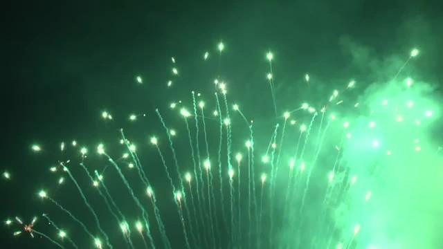 Happy fireworks thumbnail image