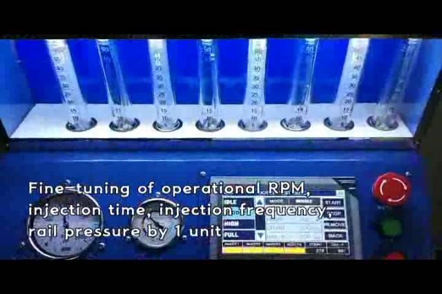 Common Rail Diesel Injector Test Machine thumbnail image