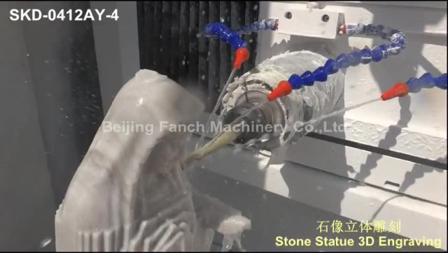 Stone Statue 3D Engraving Processing thumbnail image