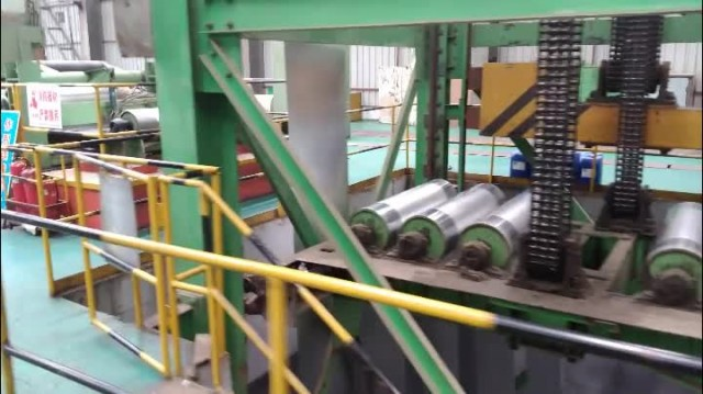 producing galvanized coil in workshop thumbnail image