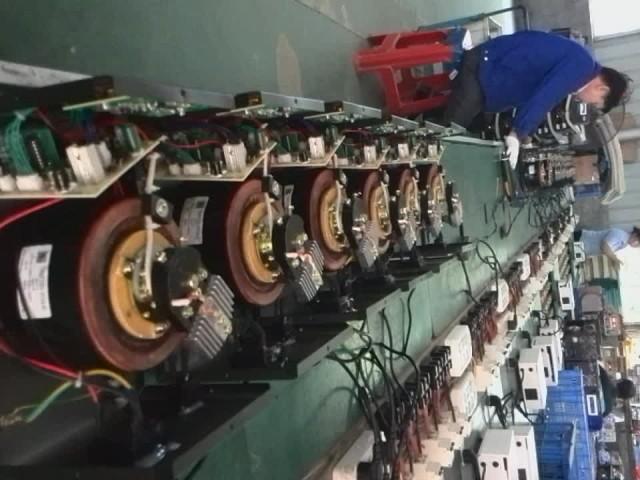 Powerhero Factory AVR Testing Line