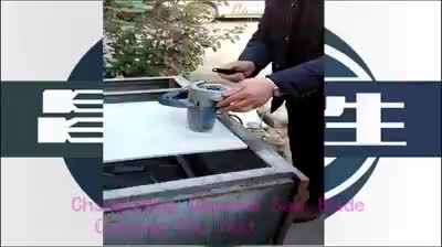 CS Diamond Saw blade cut ceramic video thumbnail image