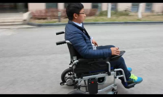 electric power wheelchair for elder and disabled thumbnail image