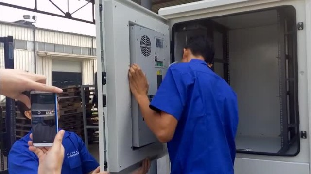 HOP Cabinet Air Conditioner Video