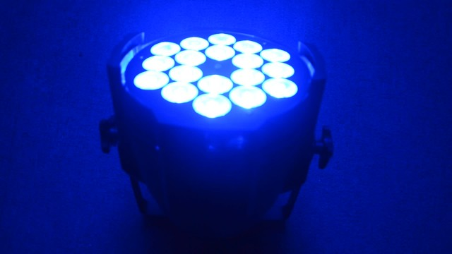 18*10w RGBW 4in1 led par light thumbnail image