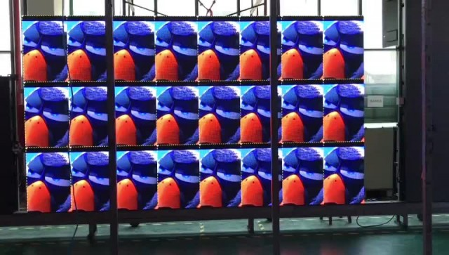 Ruiling Brand P4 indoor SMD LED Display