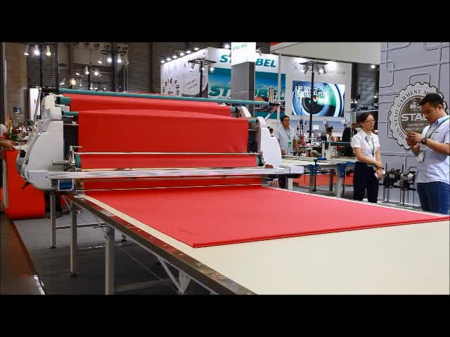 fabric spreading machine STAO GS-A9 thumbnail image