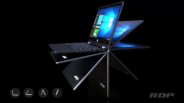 """RDP  11.6"""" Touchscreen Laptop"""