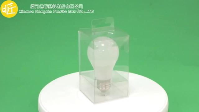 Clear lighting bulb boxes foldable thumbnail image