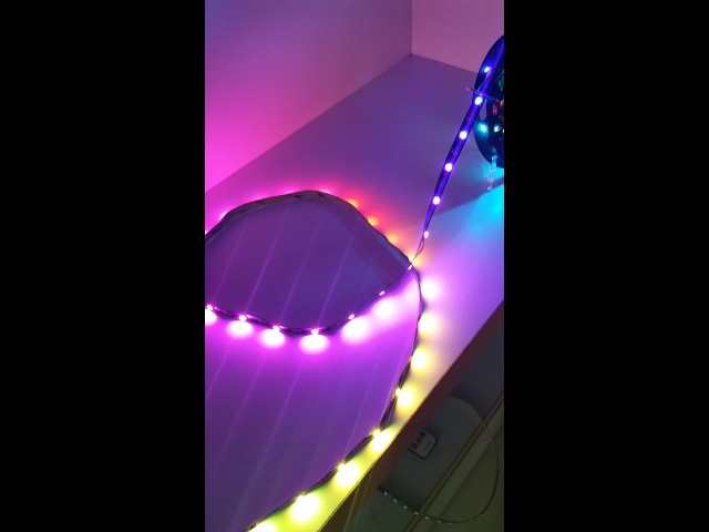 LED STRIP full color adjusting brightness thumbnail image