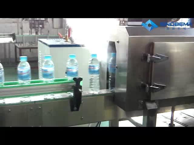 Bottle labeling machiner,shrinkabel labels, PVC thumbnail image