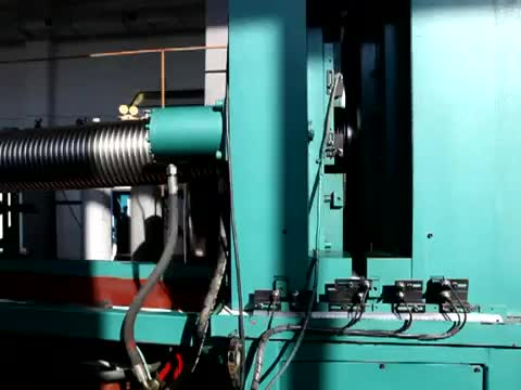 Hydro flexible metal hose bellow forming machines