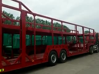 Car carrier trailer thumbnail image