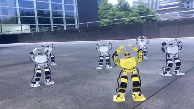 H3S Humanoid robot thumbnail image