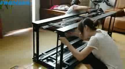 Install Floor Standing Cabinet