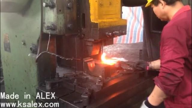 Rail anchor production process thumbnail image