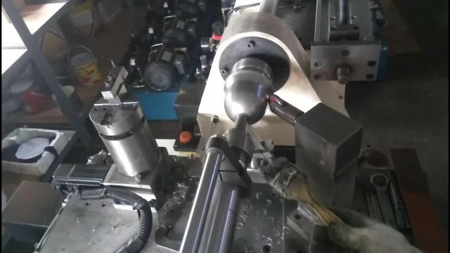Metal Spinning Process