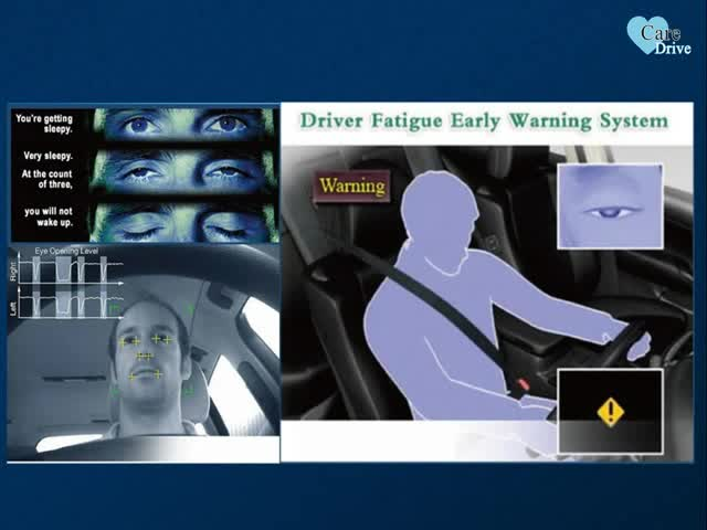 Driver Fatigue Detection Alert System Device MR688 thumbnail image