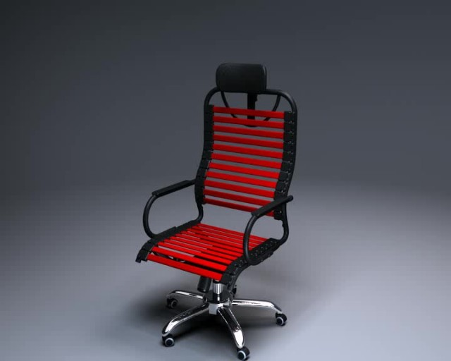 comfortable bungee office chair