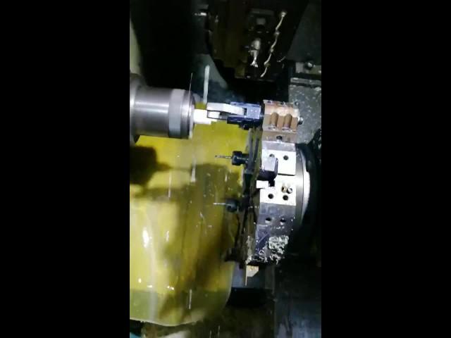 Cnc Turning Milling Machine Parts thumbnail image