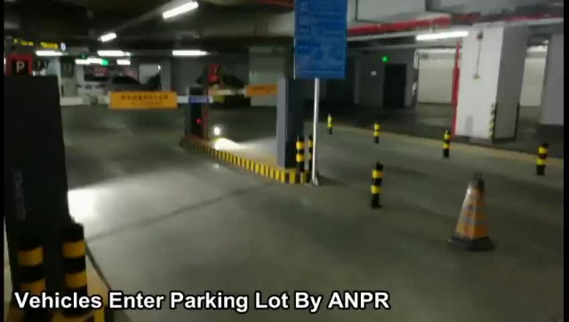 parking revenue control system