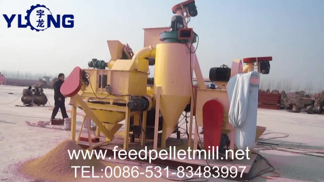 Feed pellet mill_feed pellet making line thumbnail image