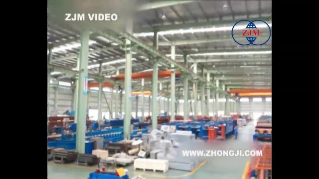 Introduce Zhongji Machine manufactoring coLTD