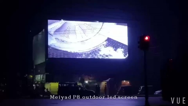 Meiyad Outdoor Full Color LED Display thumbnail image