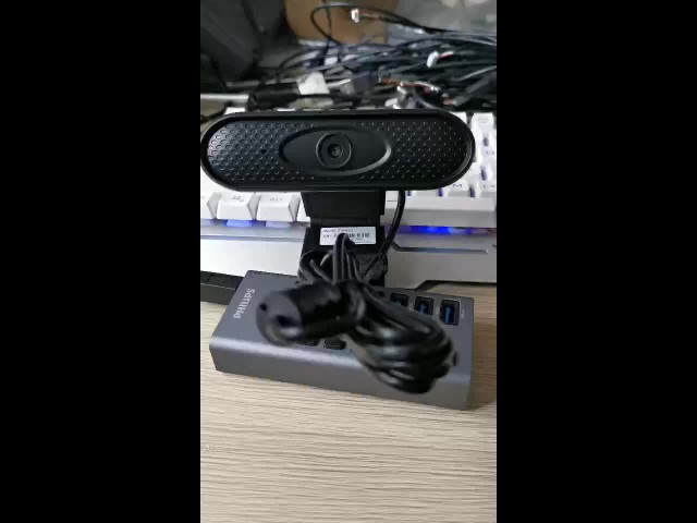 Web cameras with MIC for PC for Skype Video thumbnail image