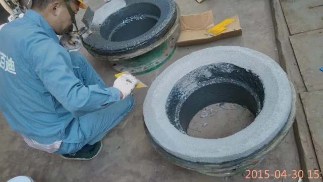 BD727 high temperature corrosion resistant coating thumbnail image