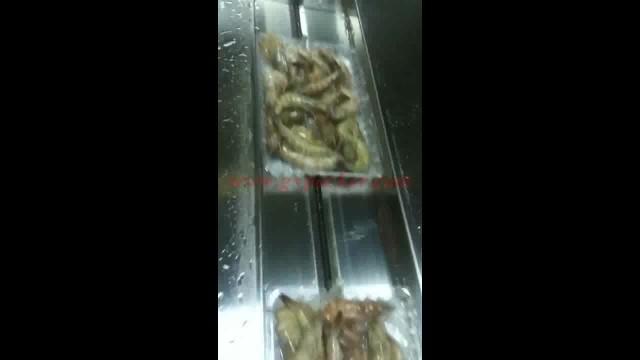 sea food shrimp flow packaging machine thumbnail image