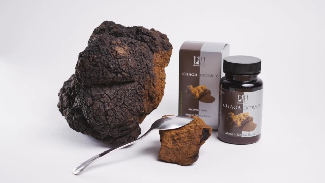Siberian Secret Chaga Extract