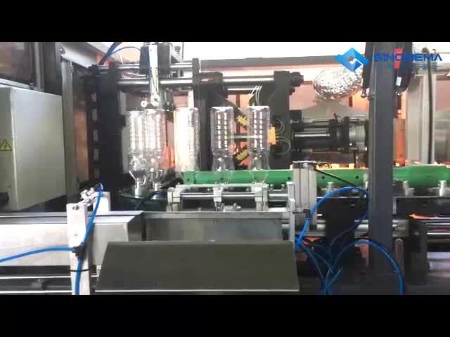 3 cavity blow molding machine, 200-2000ml model thumbnail image