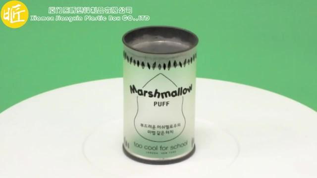 Beautiful cylinder packaging thumbnail image