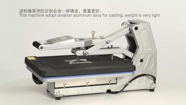 ST-4050 heat press machine thumbnail image